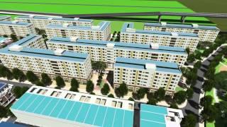 Nhà ở xã hội HQC Bình Minh