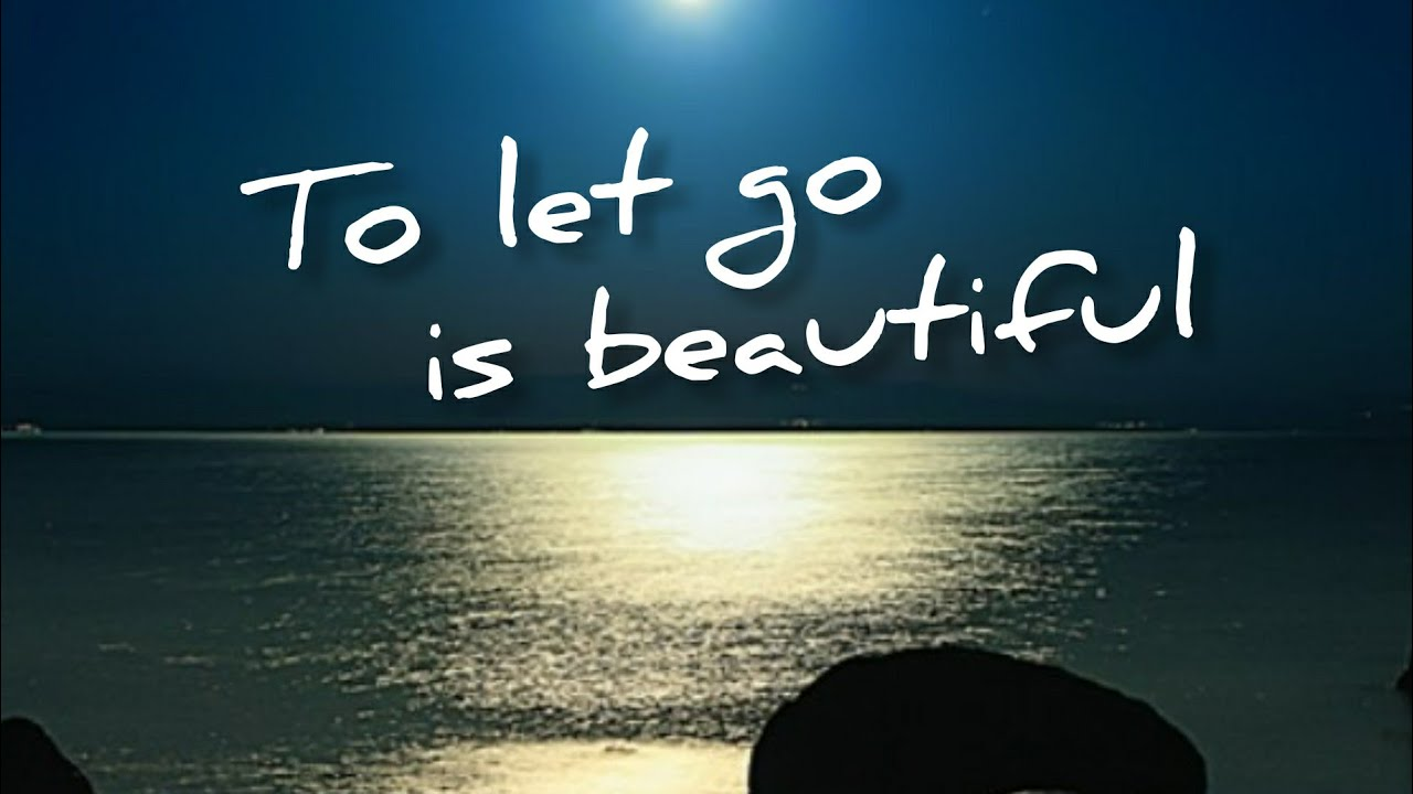 TO LET GO IS BEAUTIFUL / WHITEHOLE STORY V5