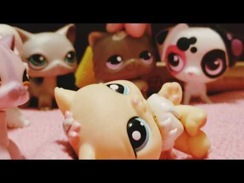 Lps horror mansion Halloween special funny fake blue blood