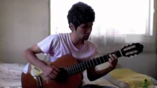 A New Day Has Come (Celine Dion) Solo Guitar Cover