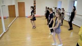 Solo Latina - открытый урок в школе танцев Драйв - октябрь 2015