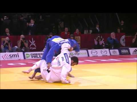 Julian Kermarrec au Grand Slam de Paris 2016 (version longue)