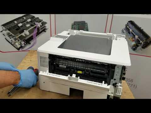 HP LaserJet M304 M305 M404 M405 M329 M428 M429 MFP Printer Fuser Maintenance Kit Replacement VIDEO
