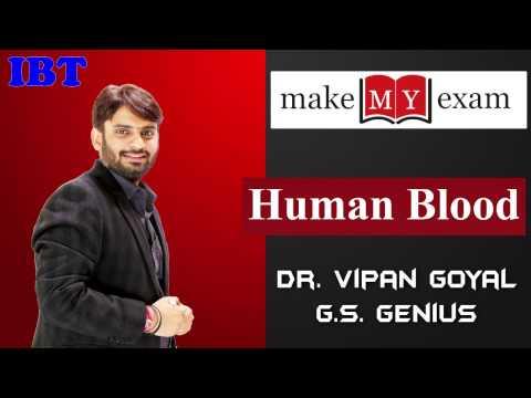 Human Blood By GS Genius Vipan Goyal