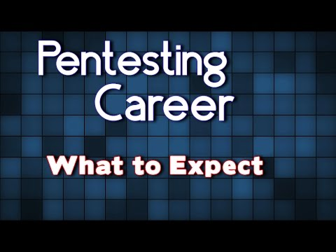 Pentesting Career - What to Expect