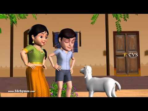 Bujji meka Bujji meka - 3D Animation Telugu rhymes for children