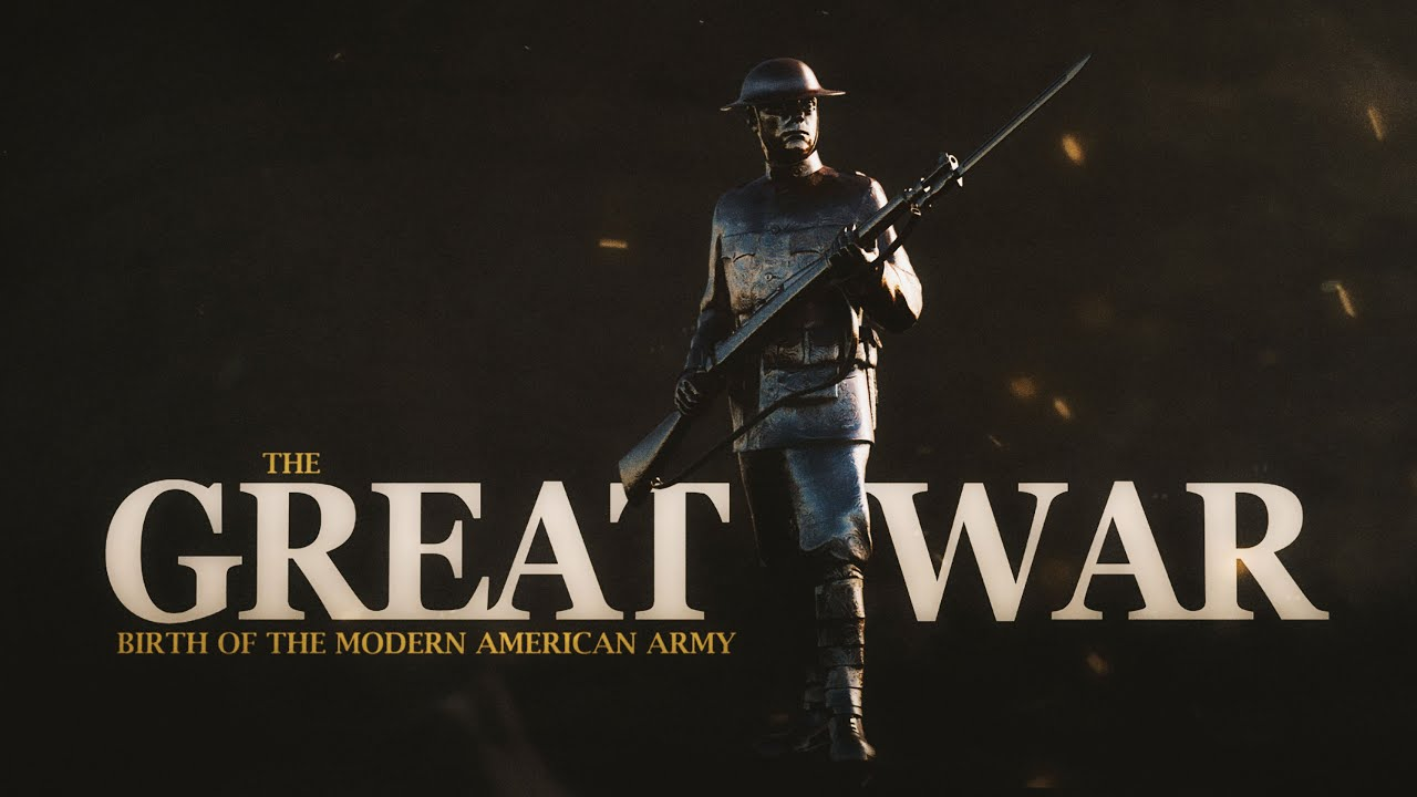 As part of the WWI Centennial Commemoration, we are proud to bring you the first of seven informative episodes about WWI. This series details America's involvement in the war from the causes that led to the United States entering the war through the final battles and aftermath of the peace treaty.