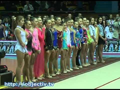 Художественная гимнастика для Вас Турниры в городах Украины