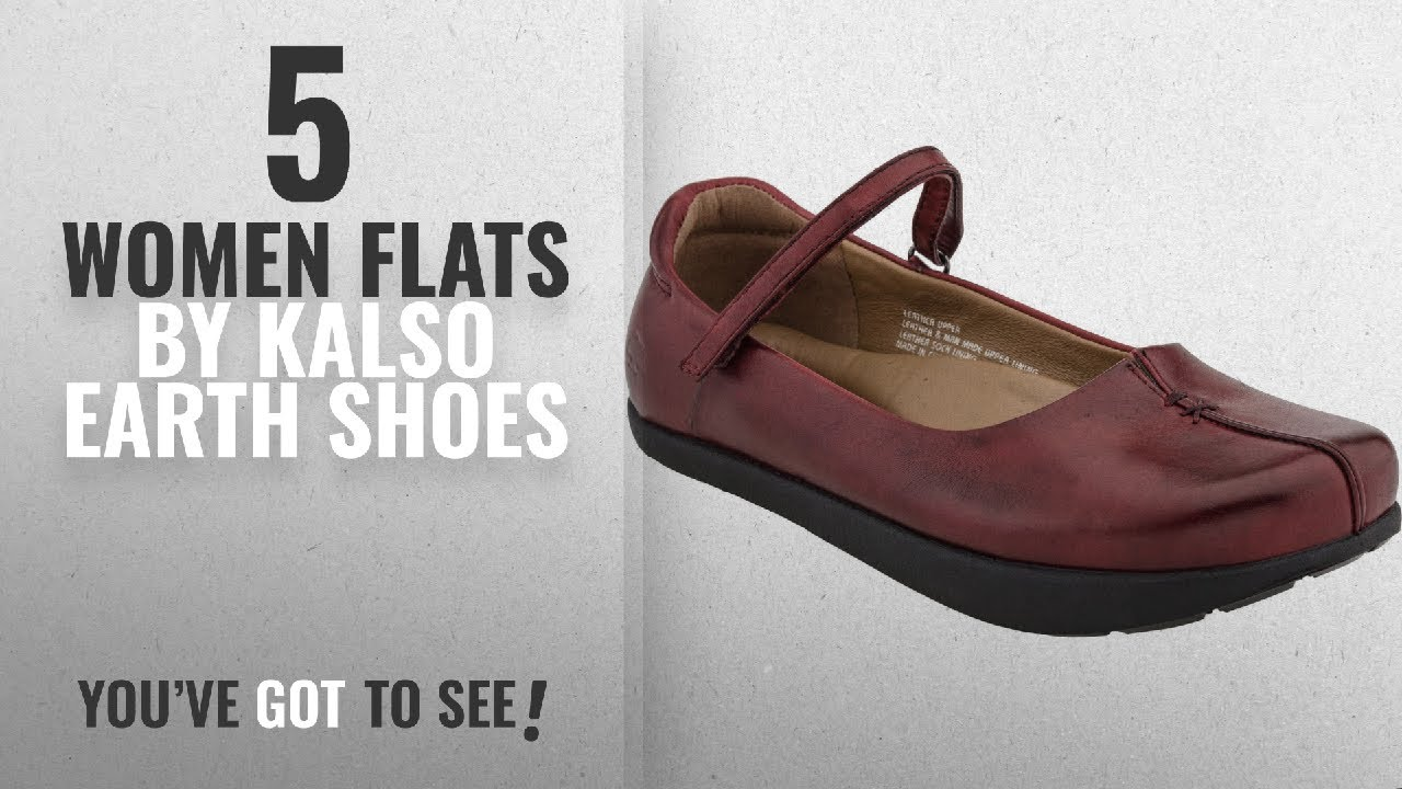 758fdeefefddf Top 5 Kalso Earth Shoes Women Flats [2018]: Kalso Earth Women's ...