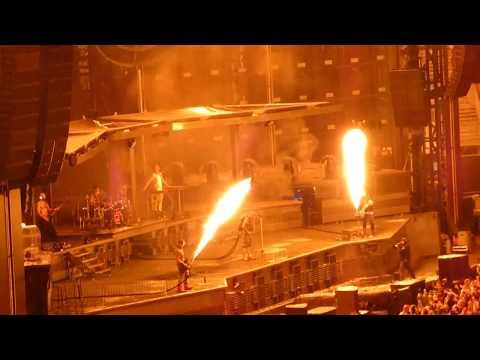 HD - Rammstein - Rammstein (live FZ82) @ Ernst Happel Stadion, Vienna 2019 Austria