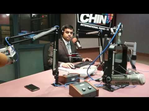 Junaid Jahangir on Radio