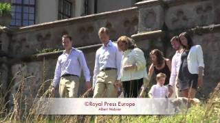110627 Familie Grand Ducal de Luxembourg