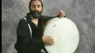 Glen Velez  - Bodhran (good audio)