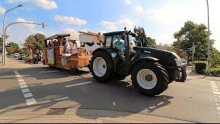 Erntedank-Umzug Aschendorfermoor 2016  / Harvest festival parade 2016