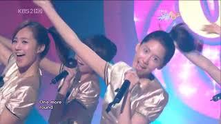 소녀시대 Oh! 교차편집 미리보기 2