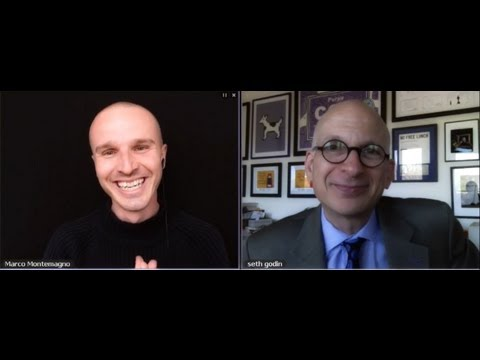 Seth Godin | Interview at Digital Domination Summit with @montemagno