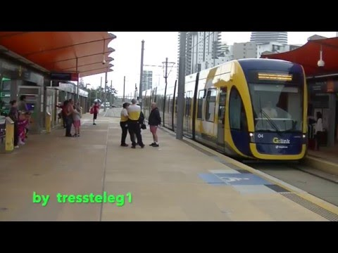 Gold Coast Tram Traffic Priority