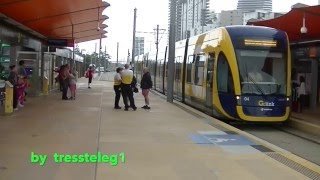 Gold Coast Tram Traffic Priority