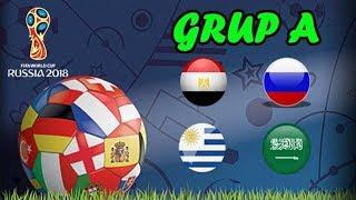Download Video WAJIB DICATAT!!! Jadwal Lengkap Grup A Piala Dunia 2018 MP3 3GP MP4