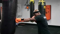 How to throw a hard straight punch with Fred Tukes