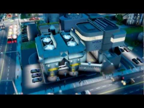 SimCity Game Intro Trailer (coming March 5, 2013)