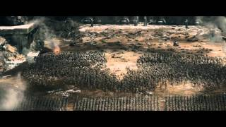 The Hobbit 3 Sons of Durin charge HD!!