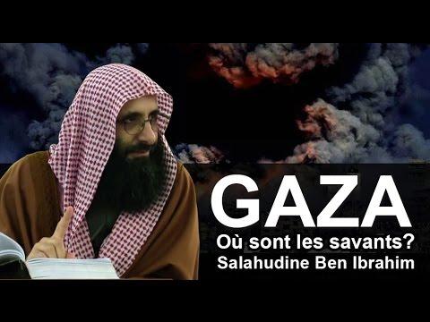 Témoignage et Conseil aux arabes, après l'agression contre Gaza (Palestine)