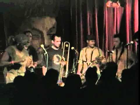 Antibalas-Live @ The Temple Bar Santa Monica CA October 2002 (Set 2)