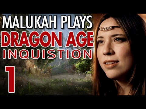 Malukah Plays Dragon Age: Inquisition - Multitasking... or Trying.