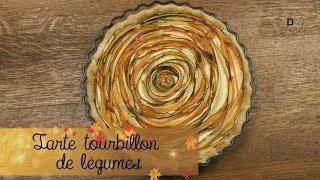Comment surprendre avec une simple tarte de légumes ? En réalisant ...