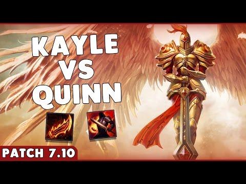 Kayle Top - 'Ten Vlad zrobił pentę @_@' - League of Legends Patch 7.10