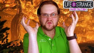 ПЫЛАЮЩИЙ КОНЕЦ ► Life Is Strange: Before The Storm #4
