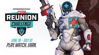Baptiste's Reunion Challenge | Overwatch