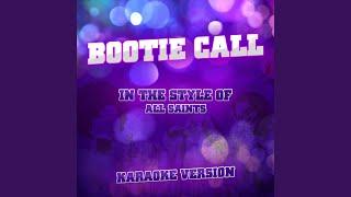 bossy in the style of kelis fekelis too shortat too short karaoke version