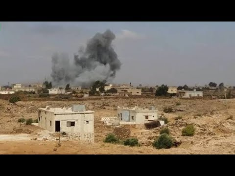 الأمم المتحدة قلقة على حياة المدنيين جنوب غرب سوريا  - 20:22-2018 / 6 / 22