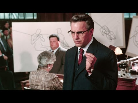 JFK deleted scenes w/Oliver Stone commentary