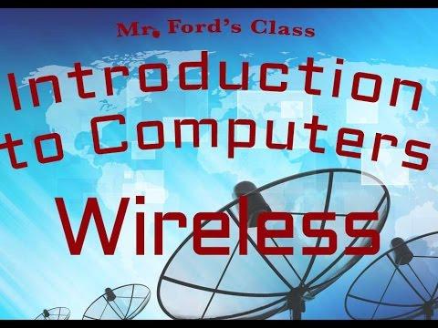 Telecommunication : Wireless (05:03)