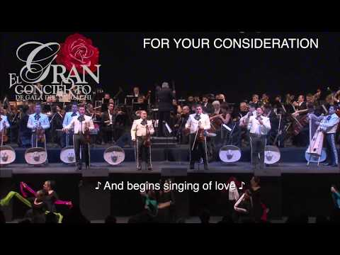 Mariachi Vargas - El Gran Concierto Interviews - Arturo Vargas