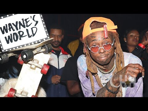Lil Wayne Celebrates Birthday/Album Release With Chris Brown, Big Sean, Tiffany Haddish & A Goat