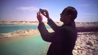 هانى عبد الرحمن رئيس تحرير قناة السويس يرصد ويصور ويوثق القناة