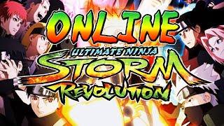 Como Jugar Naruto Shippuden Ultimate Ninja Storm Revolution Online
