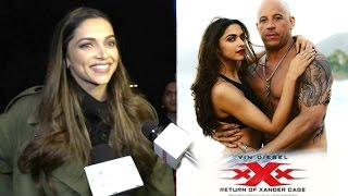 Deepika On India's Review Of xXx  Return of Xander Cage Movie With Vin Diesel