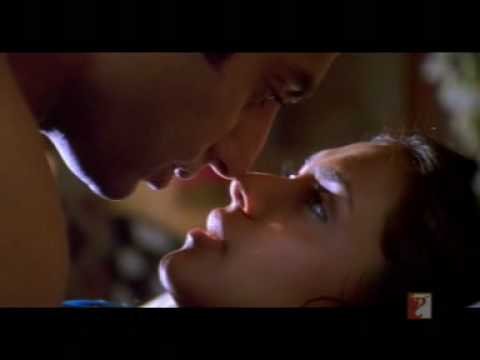 Abhishek Bachchan Kissing Rani Mukherjee In  BUNTY AND BUBBLY