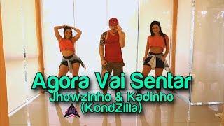 Baixar Agora Vai Sentar - MCs Jhowzinho & Kadinho (KondZilla) -    Coreografia CIA Aleh Almeida