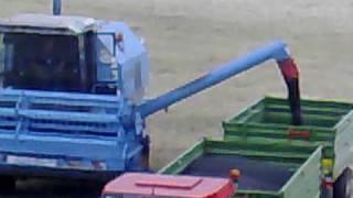 Bizon Rekord Z058 Zniwa 2008