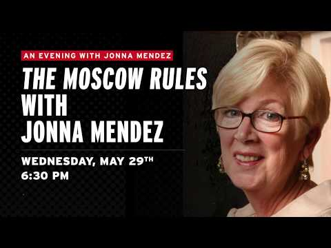The Moscow Rules with CIA Spy Legend Jonna Mendez