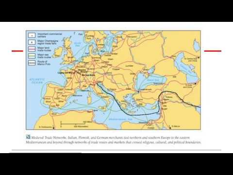World History Changes in Medieval Society