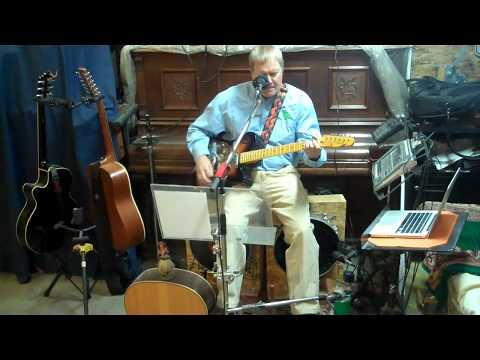 After Work Guitar: Sixteen Tons,Merle Travis,Tennessee Ernie Ford cover