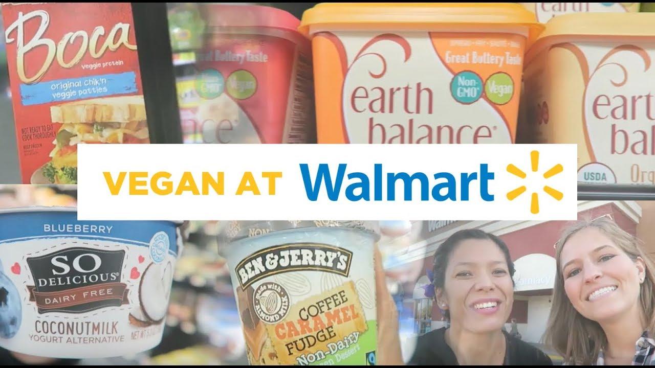 31de9383bd5 Walmart Goes Vegan | Burgers, Yogurt, Ice Cream & Beyond! - YouTube