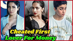Bollywood Stars who Cheated First Lover After Becoming Famous